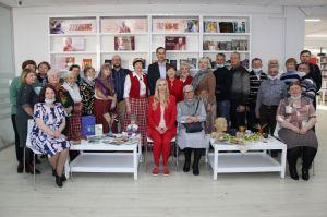 Ачинск – Латвия. Международные отношения модельной библиотеки
